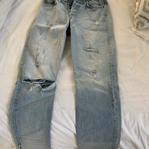 GRLFRND jeans one of a kind from Vintage Twin